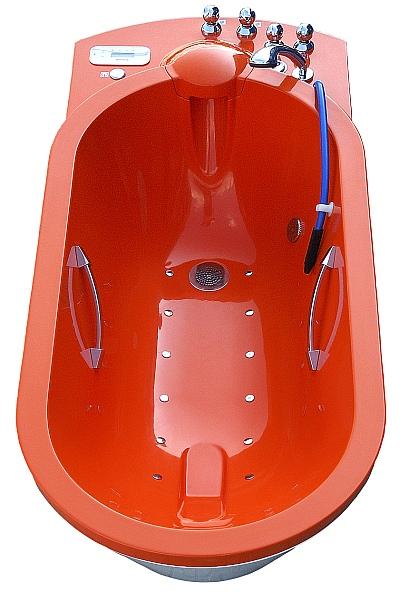 Almagro - ванна для ручного подводного массажа