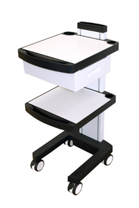 Роликовая подставка Encar для аппаратов Sonopuls, Endomed, Endolaser (Enraf Nonius)
