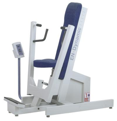Chest Press - пневматический тренажер  Пресс грудной EN-Dynamic Enraf Nonius