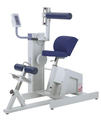 Low Back - пневматический тренажер для спины