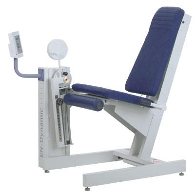 Leg Extension - пневматический тренажер  Выпрямление Ног  EN-Dynamic Enraf Nonius