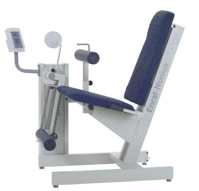 Leg Curl - пневматический тренажер  Поджим Ног  EN-Dynamic Enraf Nonius