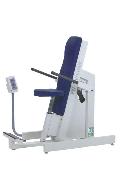 Triceps Dips - пневматический тренажер Трицепсы EN-Dynamic Enraf Nonius