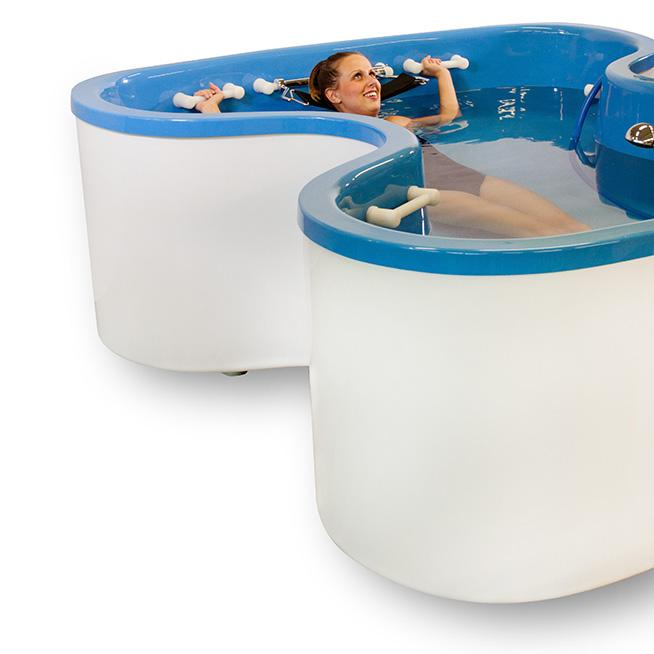 Ванна-бабочка для кинезотерапии T-MOT/UWM