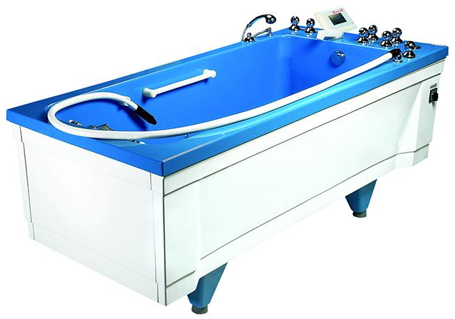 Ванна ручного подводного массажа T-UWM (Technomex)