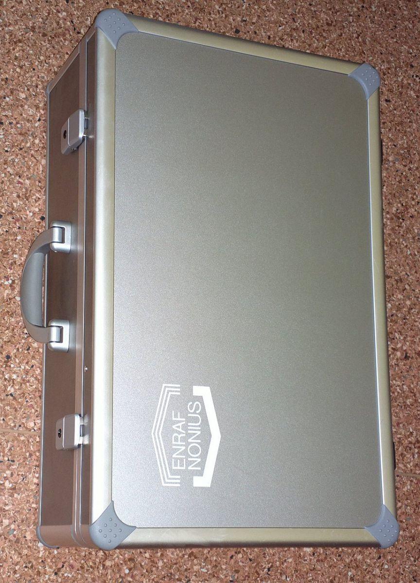 Алюминиевый кейс для аппарата УВТ Endopuls 811 Enraf-Nonius