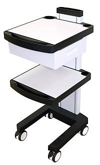 Роликовая подставка Encar для аппаратов Endopuls 811, Sonopuls, Endomed, Endolaser (Enraf Nonius)