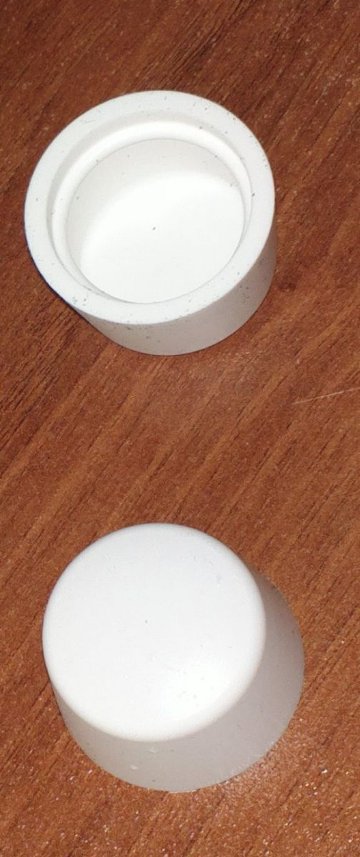 Силиконовые колпачки для насадок излучателя аппарата ударно-волновой терапии Endopuls 811